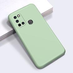 Custodia Silicone Ultra Sottile Morbida 360 Gradi Cover per Realme C17 Verde