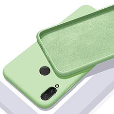 Custodia Silicone Ultra Sottile Morbida 360 Gradi Cover per Xiaomi Redmi 7 Verde