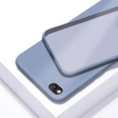 Custodia Silicone Ultra Sottile Morbida 360 Gradi Cover per Xiaomi Redmi Go Cielo Blu