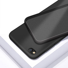 Custodia Silicone Ultra Sottile Morbida 360 Gradi Cover per Xiaomi Redmi Go Nero