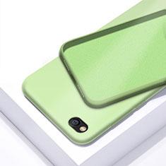 Custodia Silicone Ultra Sottile Morbida 360 Gradi Cover per Xiaomi Redmi Go Verde
