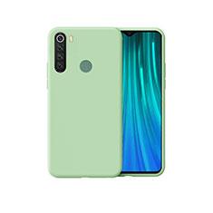 Custodia Silicone Ultra Sottile Morbida 360 Gradi Cover per Xiaomi Redmi Note 8 Verde