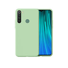 Custodia Silicone Ultra Sottile Morbida 360 Gradi Cover per Xiaomi Redmi Note 8T Verde