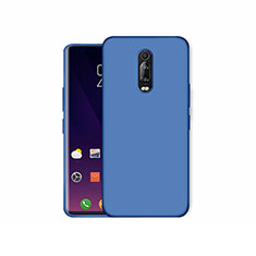 Custodia Silicone Ultra Sottile Morbida 360 Gradi Cover S01 per Xiaomi Mi 9T Blu