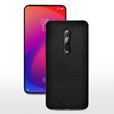 Custodia Silicone Ultra Sottile Morbida Cover C04 per Xiaomi Mi 9T Pro Nero