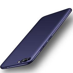 Custodia Silicone Ultra Sottile Morbida Cover S01 per Huawei Honor 10 Blu