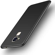 Custodia Silicone Ultra Sottile Morbida Cover S01 per Huawei Honor 5C Nero