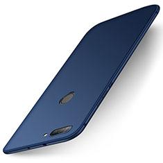 Custodia Silicone Ultra Sottile Morbida Cover S01 per Huawei Honor 8 Pro Blu