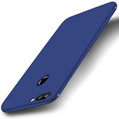 Custodia Silicone Ultra Sottile Morbida Cover S01 per Huawei Honor 9i Blu