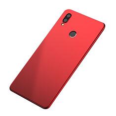 Custodia Silicone Ultra Sottile Morbida Cover S01 per Huawei Honor Note 10 Rosso