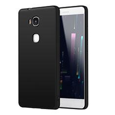 Custodia Silicone Ultra Sottile Morbida Cover S01 per Huawei Honor Play 5X Nero