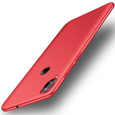 Custodia Silicone Ultra Sottile Morbida Cover S01 per Huawei Honor Play Rosso