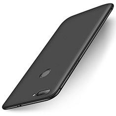 Custodia Silicone Ultra Sottile Morbida Cover S01 per Huawei Nova 2 Nero