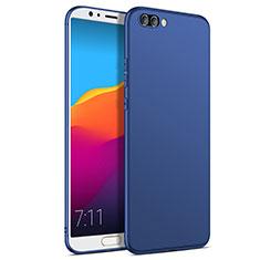 Custodia Silicone Ultra Sottile Morbida Cover S01 per Huawei Nova 2S Blu