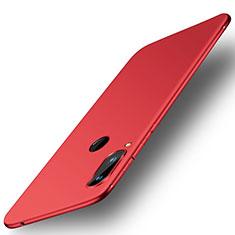 Custodia Silicone Ultra Sottile Morbida Cover S01 per Huawei Nova 3 Rosso