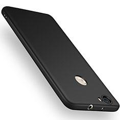 Custodia Silicone Ultra Sottile Morbida Cover S01 per Huawei Nova Nero