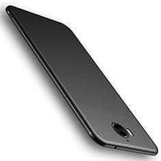 Custodia Silicone Ultra Sottile Morbida Cover S01 per Huawei Y5 III Y5 3 Nero