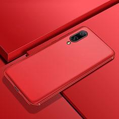 Custodia Silicone Ultra Sottile Morbida Cover S01 per Huawei Y7 Prime (2019) Rosso