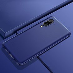 Custodia Silicone Ultra Sottile Morbida Cover S01 per Huawei Y7 Pro (2019) Blu
