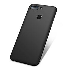 Custodia Silicone Ultra Sottile Morbida Cover S01 per OnePlus 5T A5010 Nero