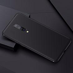 Custodia Silicone Ultra Sottile Morbida Cover S01 per OnePlus 7 Pro Nero