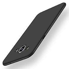 Custodia Silicone Ultra Sottile Morbida Cover S01 per Samsung Galaxy A5 Duos SM-500F Nero