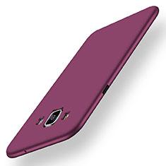 Custodia Silicone Ultra Sottile Morbida Cover S01 per Samsung Galaxy A5 Duos SM-500F Viola