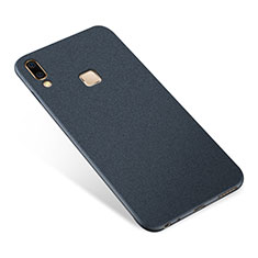 Custodia Silicone Ultra Sottile Morbida Cover S01 per Samsung Galaxy A9 Star SM-G8850 Blu