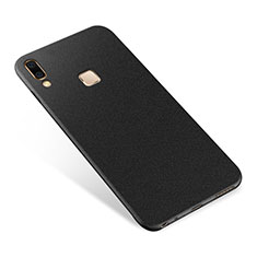 Custodia Silicone Ultra Sottile Morbida Cover S01 per Samsung Galaxy A9 Star SM-G8850 Nero