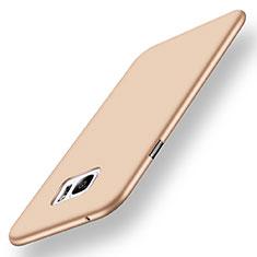 Custodia Silicone Ultra Sottile Morbida Cover S01 per Samsung Galaxy Note 5 N9200 N920 N920F Oro