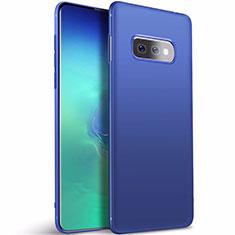 Custodia Silicone Ultra Sottile Morbida Cover S01 per Samsung Galaxy S10e Blu