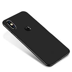 Custodia Silicone Ultra Sottile Morbida Cover S01 per Xiaomi Mi 6X Nero