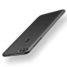 Custodia Silicone Ultra Sottile Morbida Cover S01 per Xiaomi Mi 8 Lite Nero