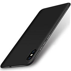 Custodia Silicone Ultra Sottile Morbida Cover S01 per Xiaomi Mi 8 Pro Global Version Nero