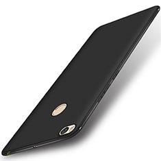 Custodia Silicone Ultra Sottile Morbida Cover S01 per Xiaomi Mi Max 2 Nero