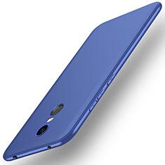 Custodia Silicone Ultra Sottile Morbida Cover S01 per Xiaomi Redmi 5 Plus Blu