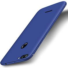 Custodia Silicone Ultra Sottile Morbida Cover S01 per Xiaomi Redmi 6 Blu