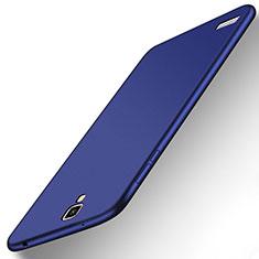 Custodia Silicone Ultra Sottile Morbida Cover S01 per Xiaomi Redmi Note 4G Blu