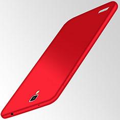 Custodia Silicone Ultra Sottile Morbida Cover S01 per Xiaomi Redmi Note 4G Rosso