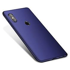 Custodia Silicone Ultra Sottile Morbida Cover S01 per Xiaomi Redmi Note 5 Pro Blu