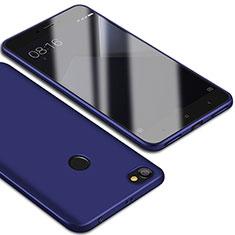 Custodia Silicone Ultra Sottile Morbida Cover S01 per Xiaomi Redmi Note 5A Pro Blu