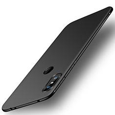 Custodia Silicone Ultra Sottile Morbida Cover S01 per Xiaomi Redmi Note 6 Pro Nero