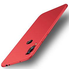 Custodia Silicone Ultra Sottile Morbida Cover S01 per Xiaomi Redmi Note 6 Pro Rosso