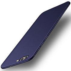 Custodia Silicone Ultra Sottile Morbida Cover S02 per Huawei Nova 2S Blu