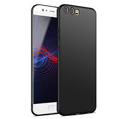 Custodia Silicone Ultra Sottile Morbida Cover S02 per Huawei P10 Plus Nero