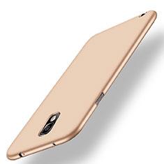 Custodia Silicone Ultra Sottile Morbida Cover S02 per Samsung Galaxy Note 3 N9000 Oro