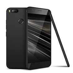 Custodia Silicone Ultra Sottile Morbida Cover S02 per Xiaomi Mi A1 Nero