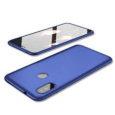 Custodia Silicone Ultra Sottile Morbida Cover S02 per Xiaomi Mi A2 Lite Blu