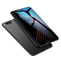 Custodia Silicone Ultra Sottile Morbida Cover S03 per Xiaomi Mi 6 Nero