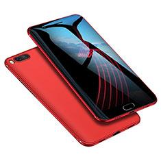 Custodia Silicone Ultra Sottile Morbida Cover S03 per Xiaomi Mi 6 Rosso